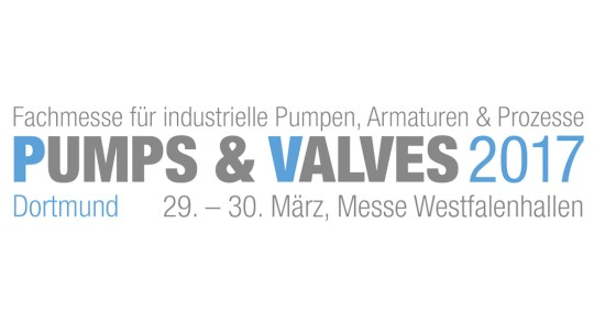 ProMinent auf der Pumps & Valves in Dortmund 2017