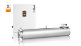 UV-Anlage Dulcodes LP zertifiziert
